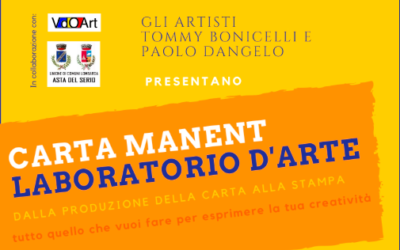 Laboratorio d'Arte CARTA MANENT
