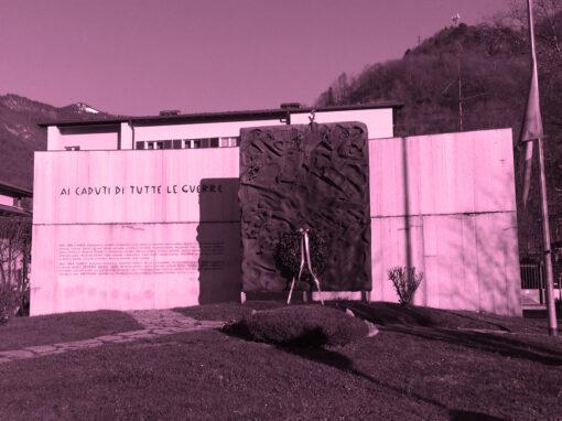Sito n° 66 Monumento ai Caduti