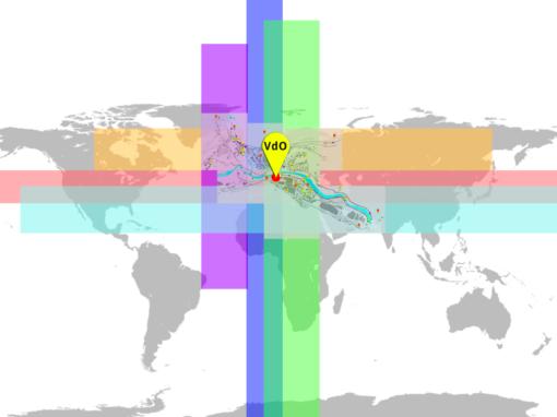 8^ Ed. INCROCI { time(2021); // Inputs: Nuovo Percorso Itinerario Artistico Extraterritoriale }