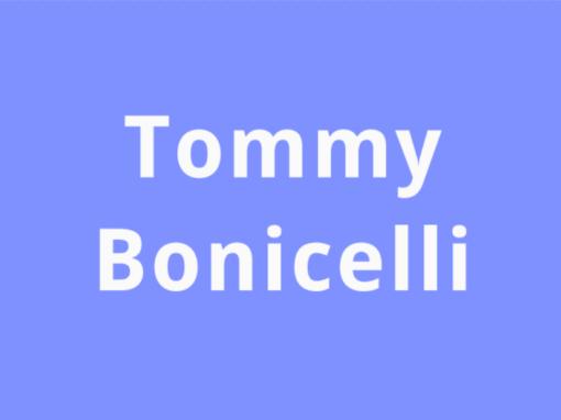 Tommy Bonicelli: Inputs (IL NOSTRO MONDO)