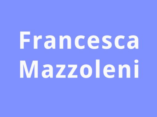 Francesca Mazzoleni: Inputs (Compagni di Viaggio)