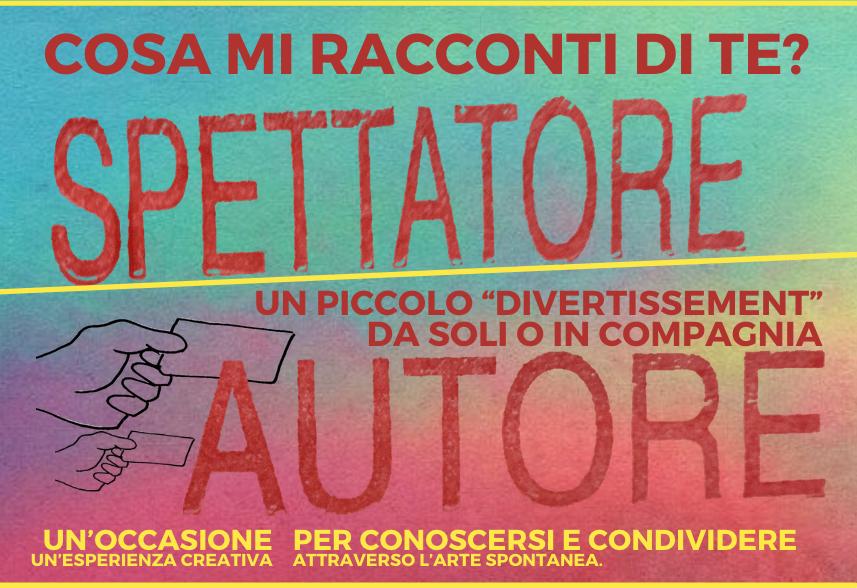 "Workshop ""Autore Spettatore"" a cura di Paolo D'Angelo"